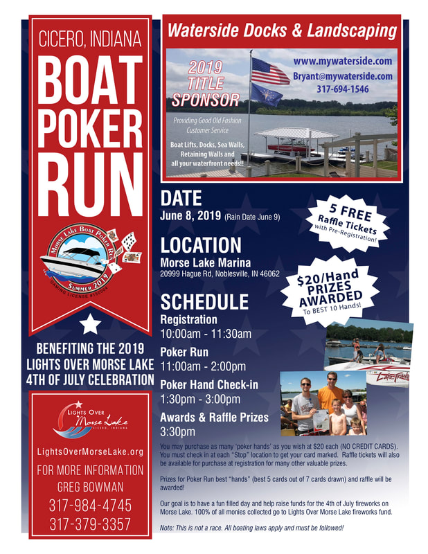Boat Poker Run